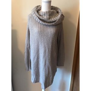 Dreamers Cozy Oversized Cowl Neck Sweater
